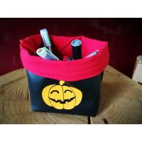 """Panier tissu """"Halloween"""""""